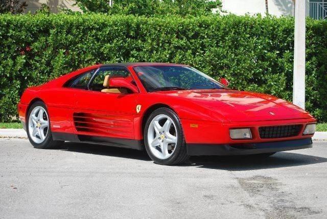 1991 Ferrari 348