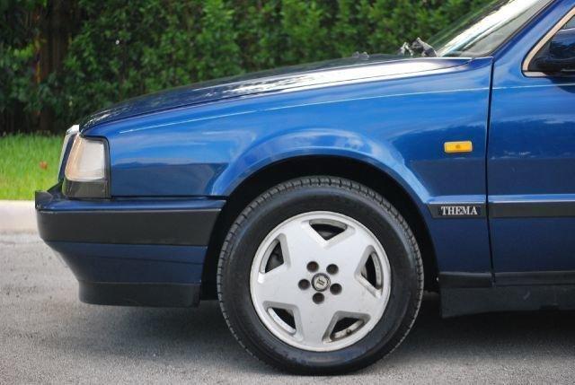 1989 Lancia Thema 8 32 The Barn Miami