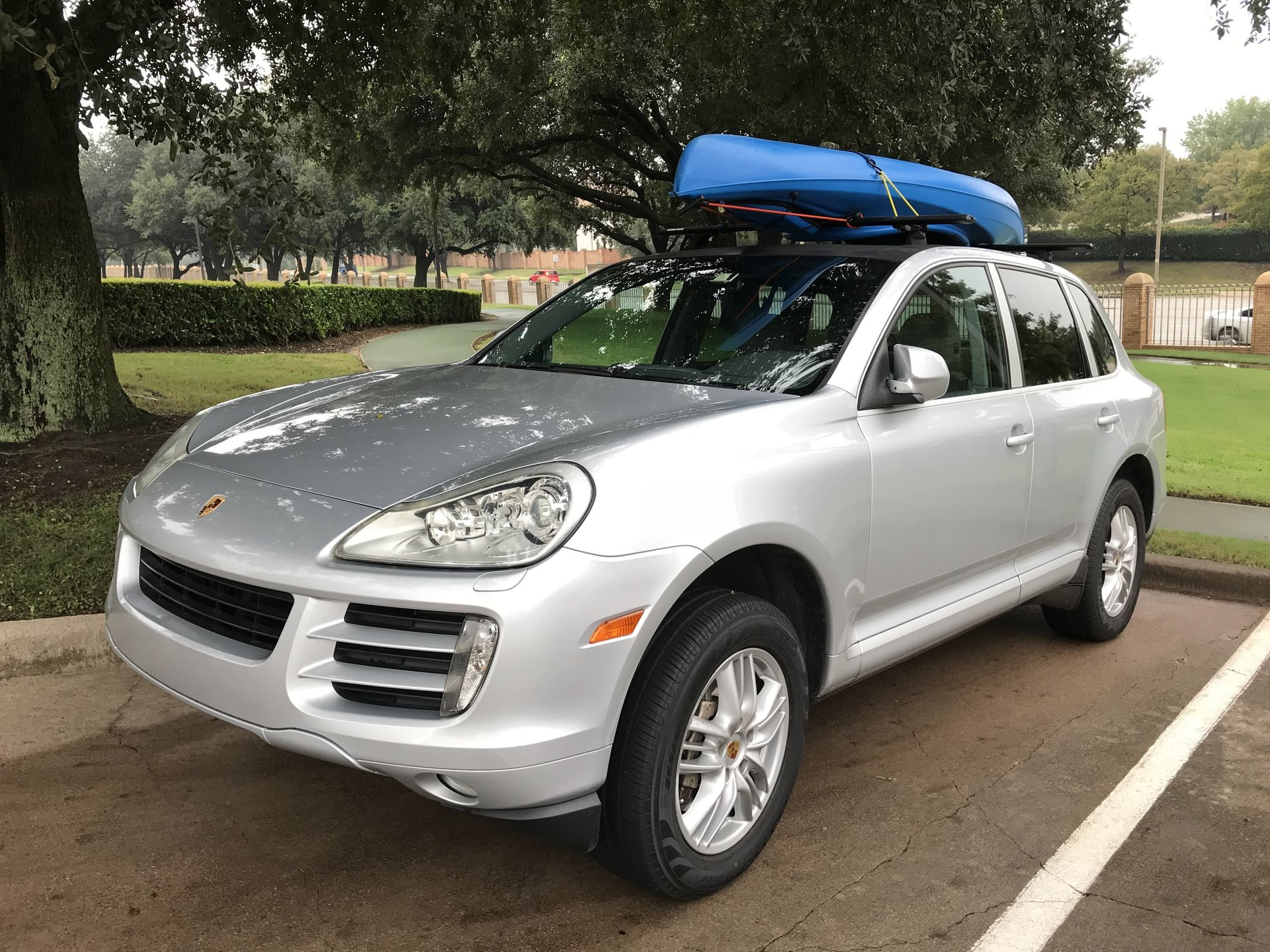 2008 Porsche Cayenne Awd 4dr S For Sale 99372 Mcg