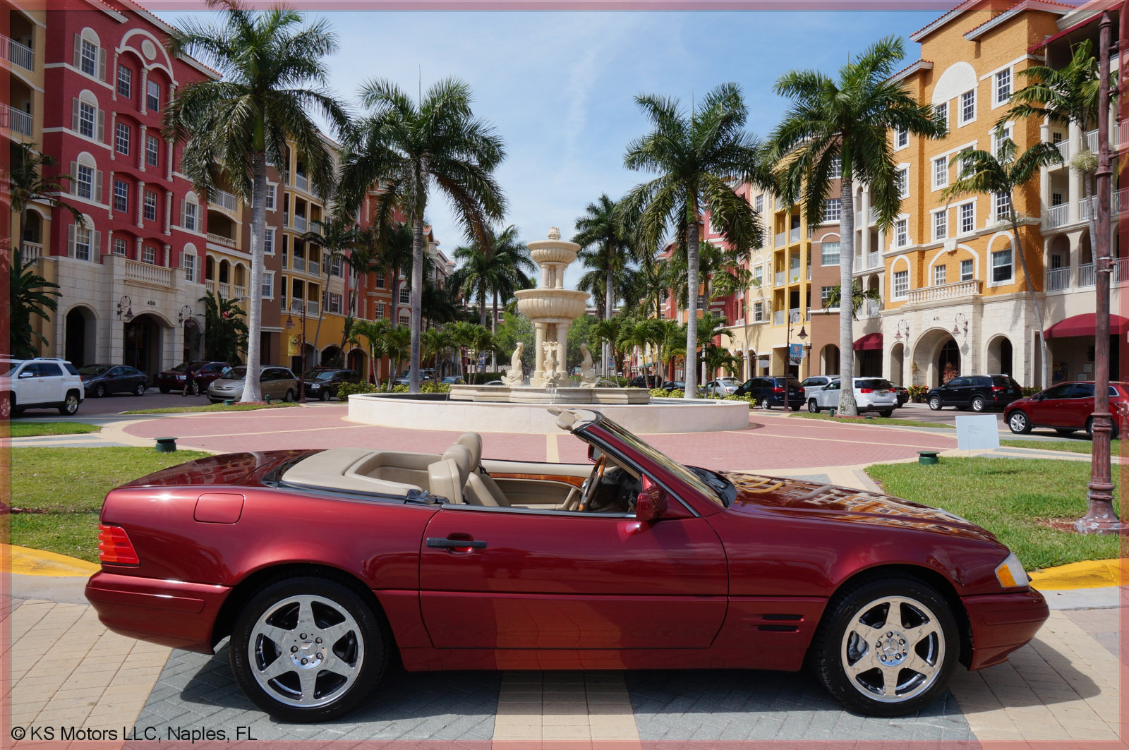 1134b0ddd992 hd 1997 mercedes benz sl 500