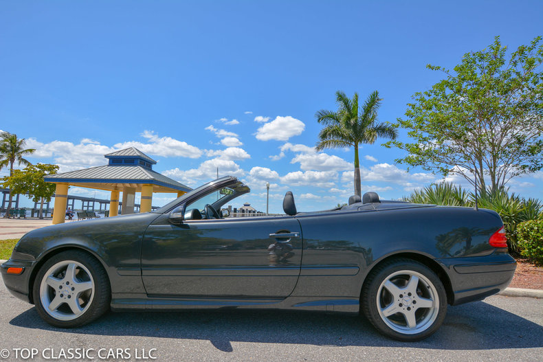 2003 mercedes benz clk430 top classic cars for Top mercedes benz dealerships