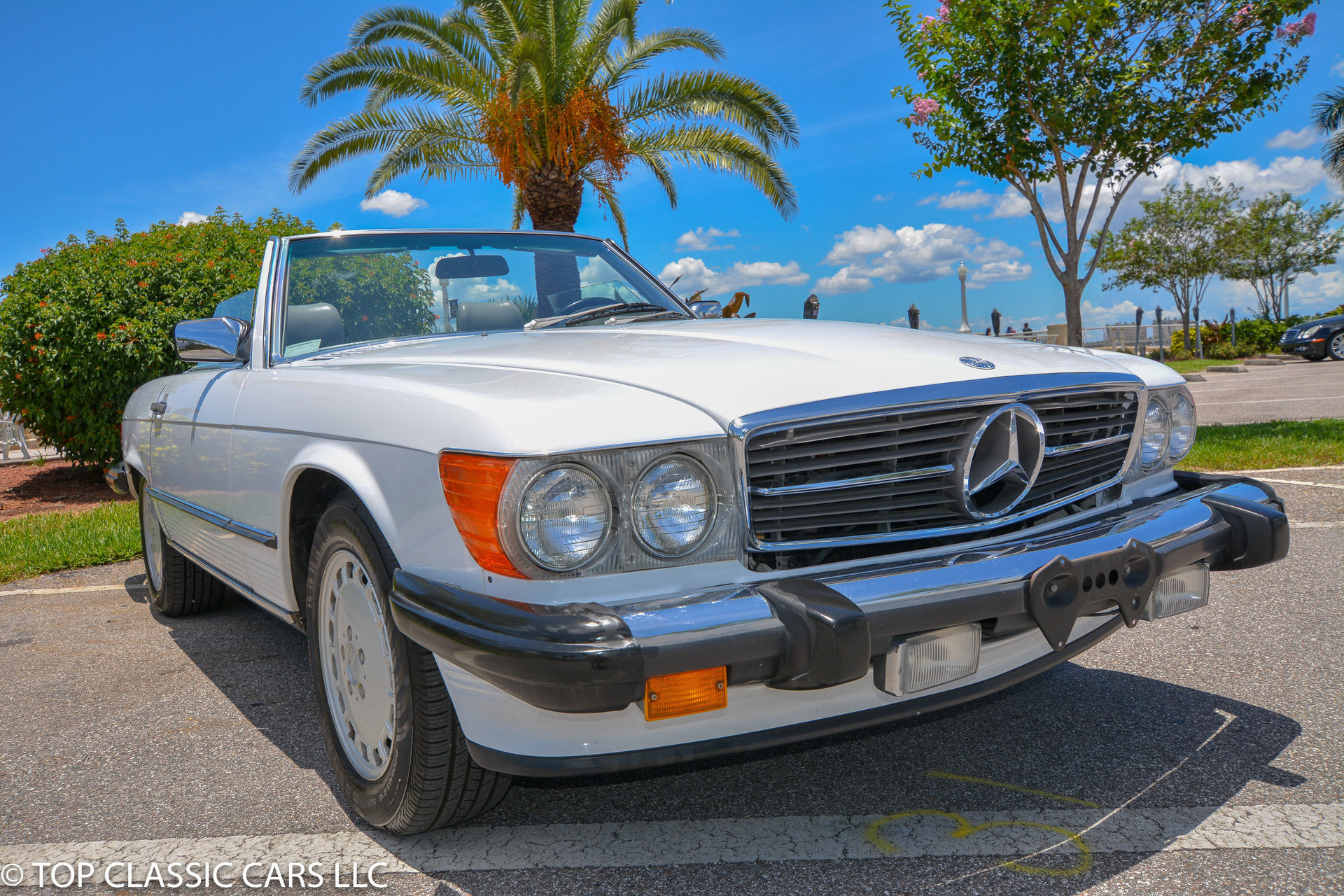 1813bb8b72d1 hd 1989 mercedes benz 560 sl