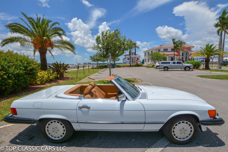 2138c2b12572 low res 1987 mercedes benz 560 sl