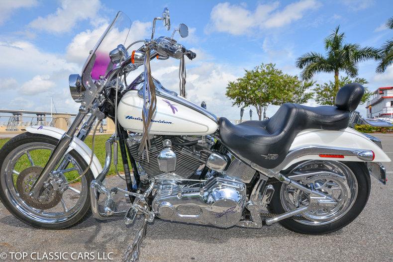 2006 Harley Davidson Softtail Deuce