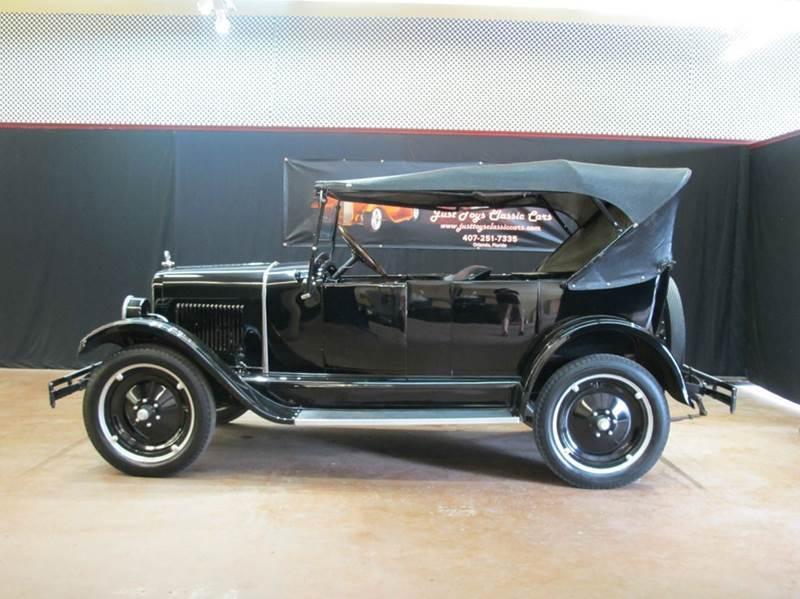 1926 Chevrolet Touring Car Just Toys Classic Cars