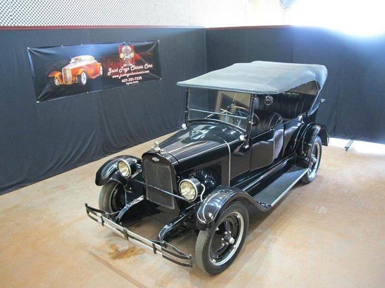 1926 Chevrolet Touring Car