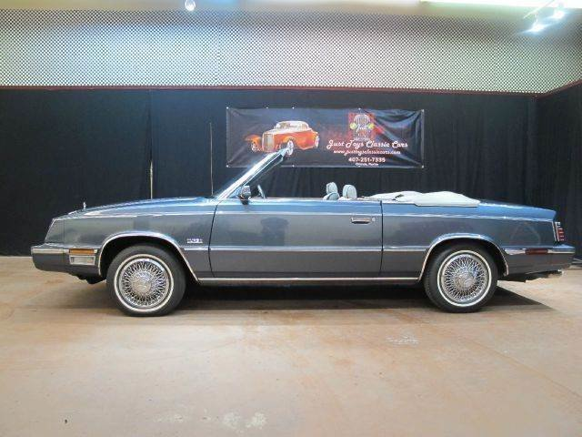 1985 Chrysler Le Baron