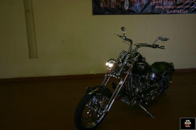 2012 Custom Chopper