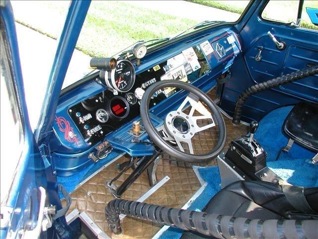 1965 Ford E-Series Cargo