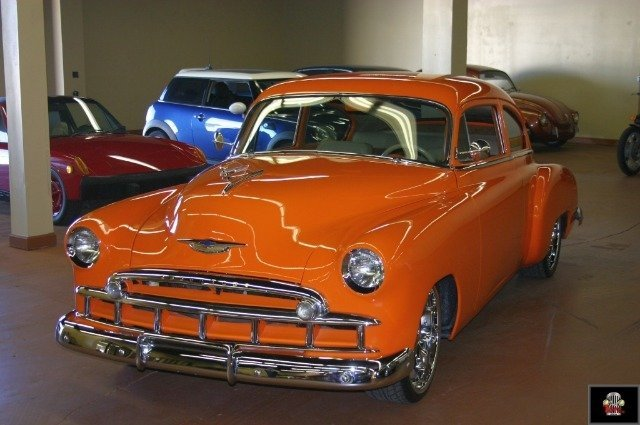 1949 Chevrolet Fleetliner