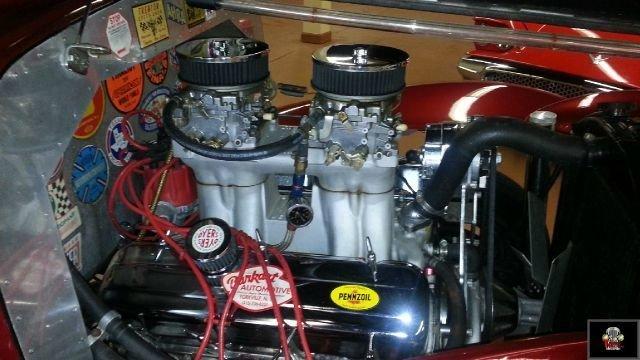 1939 Chevrolet Gasser