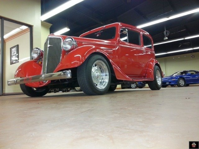 1935 1935 Chevrolet Sedan For Sale