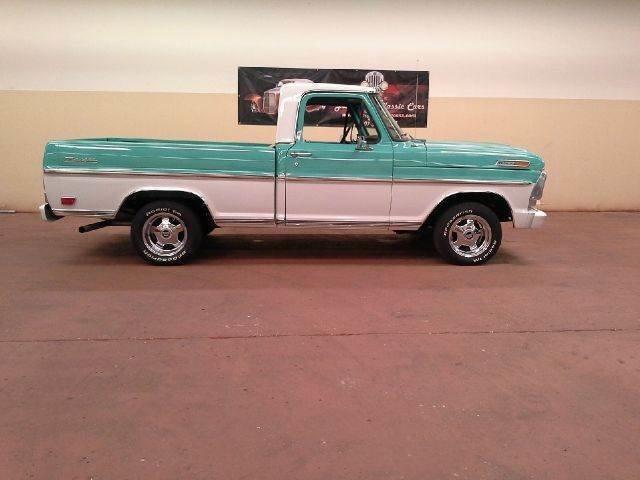 1969 Ford E-100