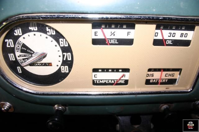 1949 1949 Ford F4 Stake Bed Truck For Sale