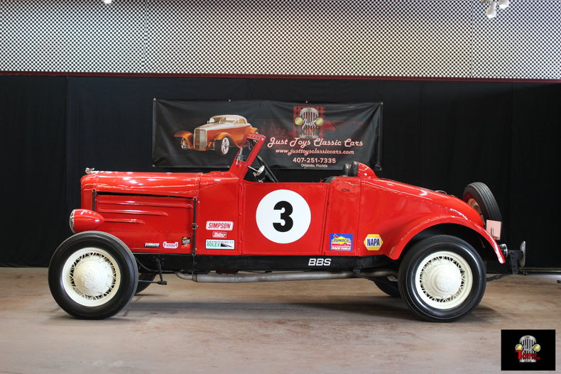 1934 Chevrolet Race Car