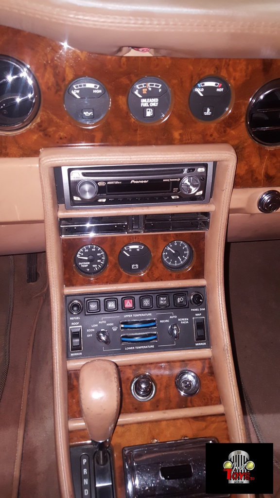 1994 Bentley Brooklands