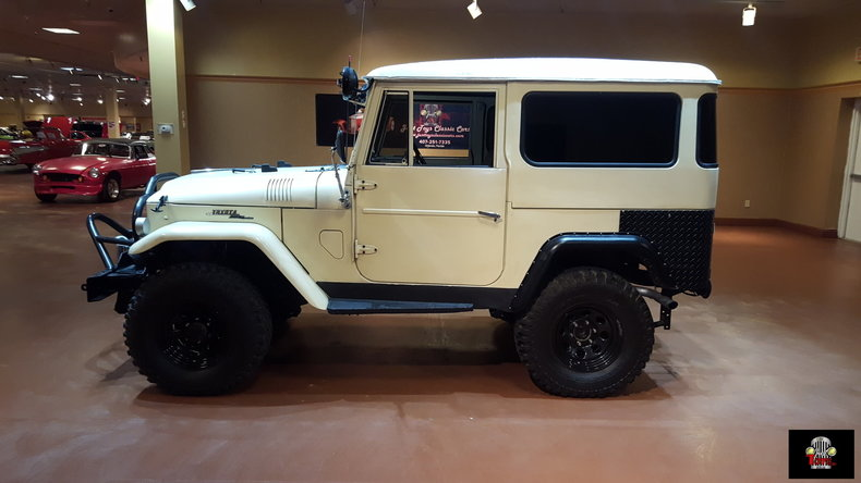 1966 Toyota Land Cruiser