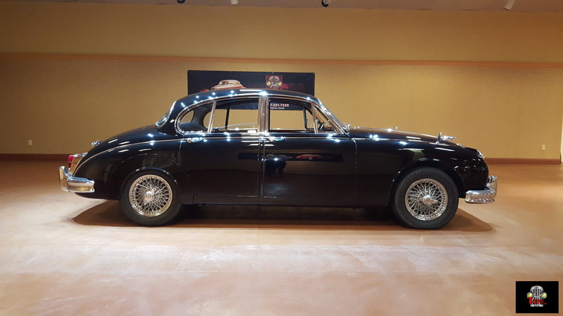 1962 1962 Jaguar MarkII For Sale
