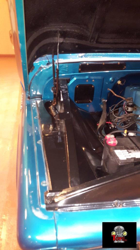 1960 Chevrolet Apache