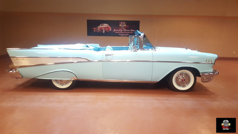1957 chevrolet bel air | just toys classic cars