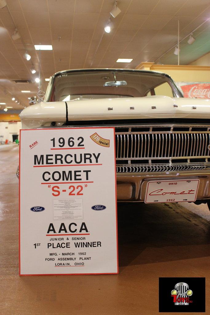 1962 Mercury Comet
