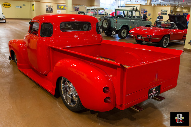 1949 Chevrolet 5-Window Pickup