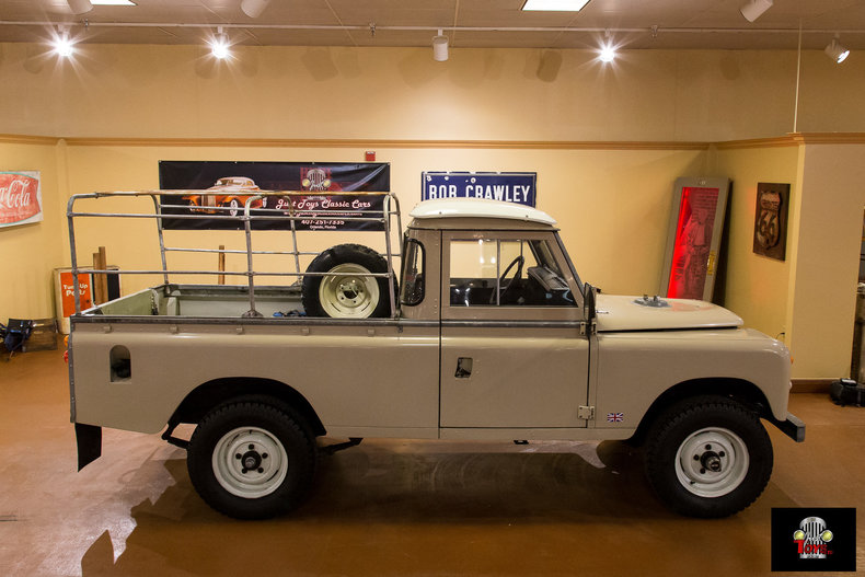 1975 Land Rover Series III