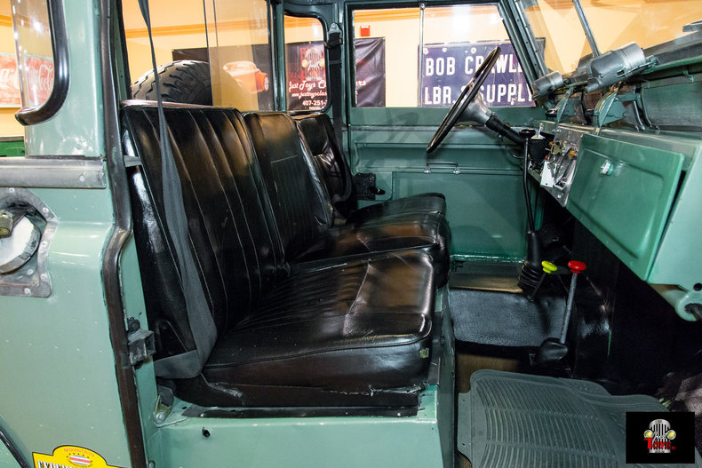 1969 1969 Land Rover Series IIA For Sale