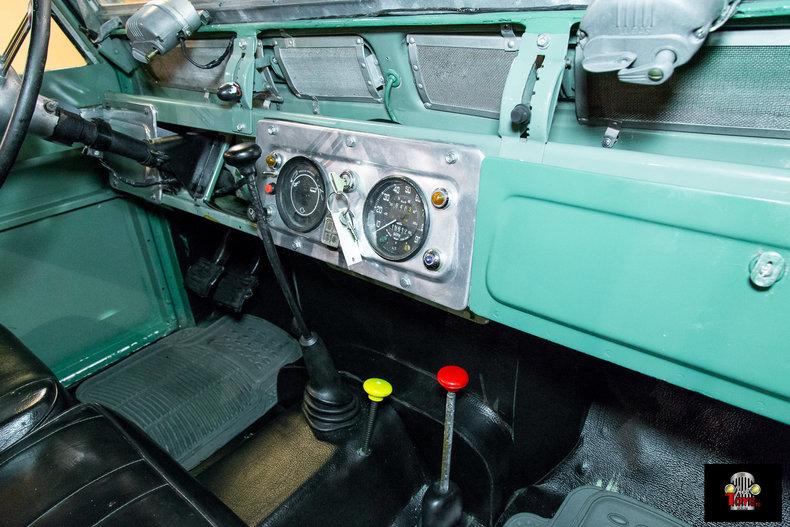 1969 Land Rover Series IIA