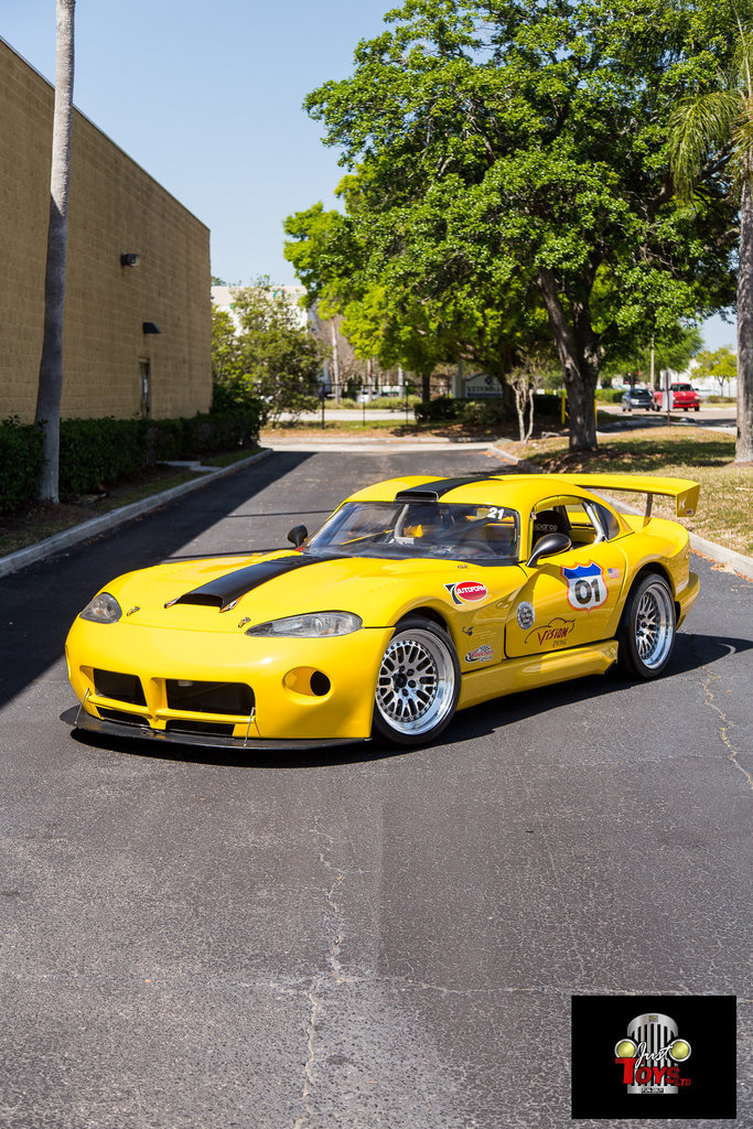 Dodge Dealer Orlando >> 1998 Dodge Viper GT3 for sale #27232 | MCG