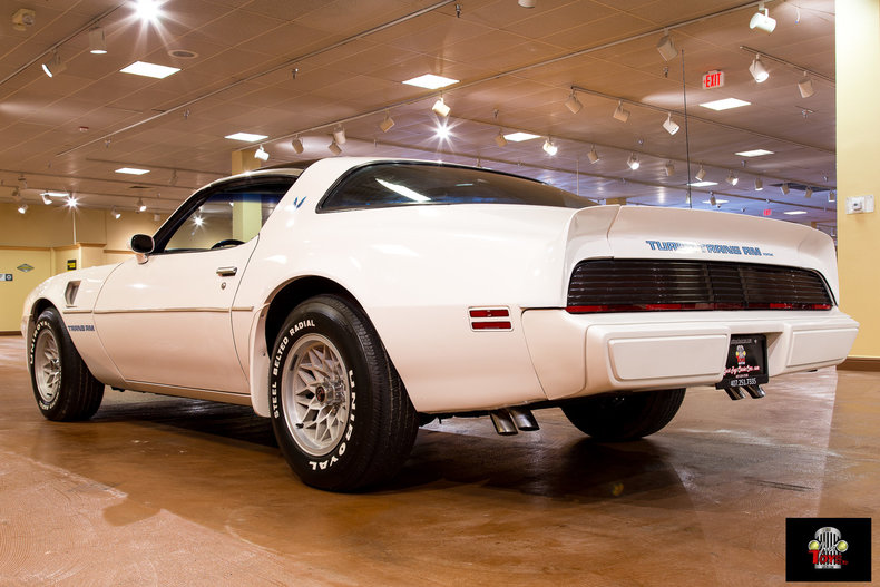 1980 1980 Pontiac Firebird For Sale
