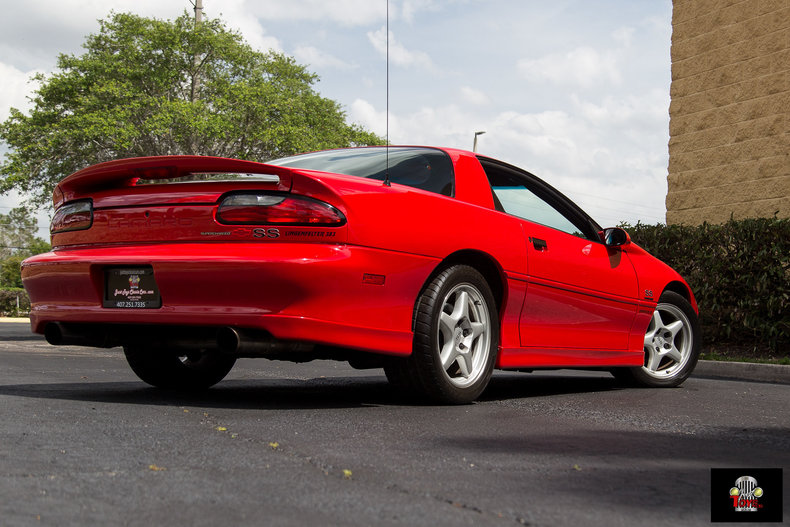 1996 1996 Chevrolet Camaro For Sale