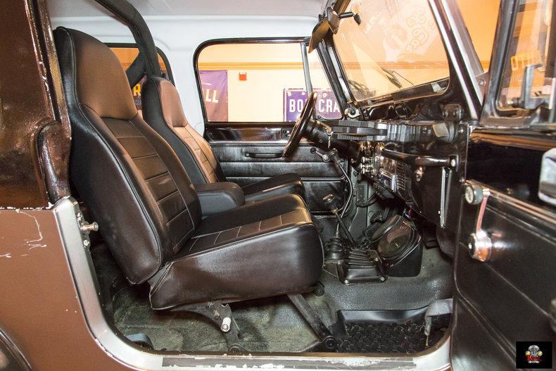 1986 Jeep CJ-7
