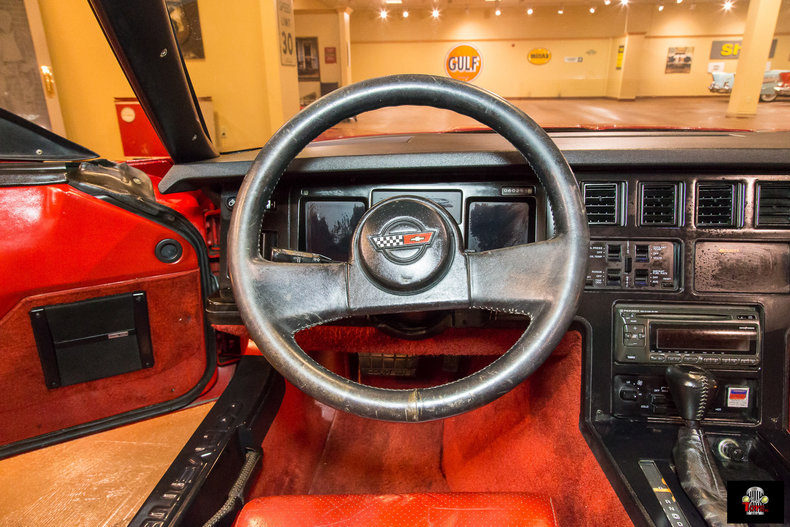 1986 1986 Chevrolet Corvette For Sale