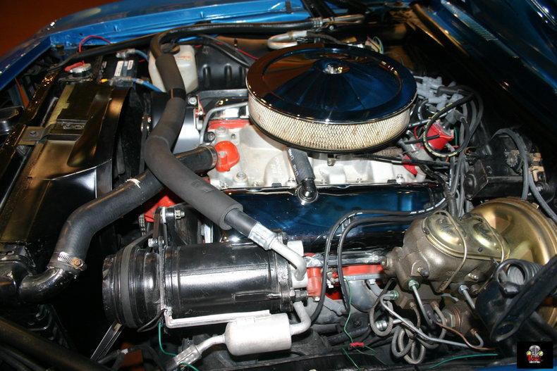1969 Chevrolet Camaro SS396