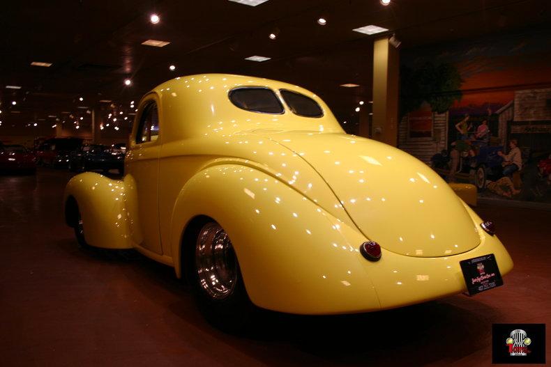 1941 Willys Deluxe