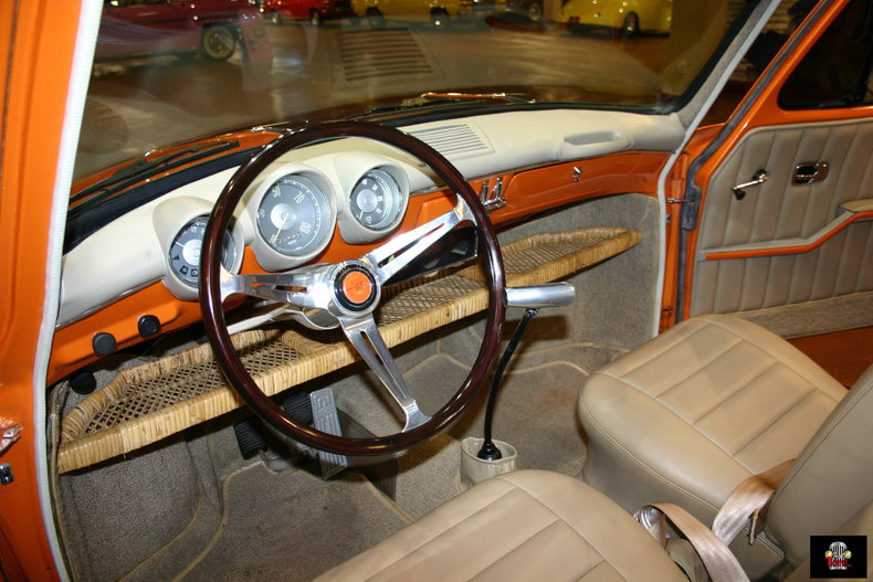 1967 Volkswagen Square Back