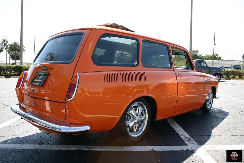 1967 Volkswagen Square Back For Sale 57636 Mcg