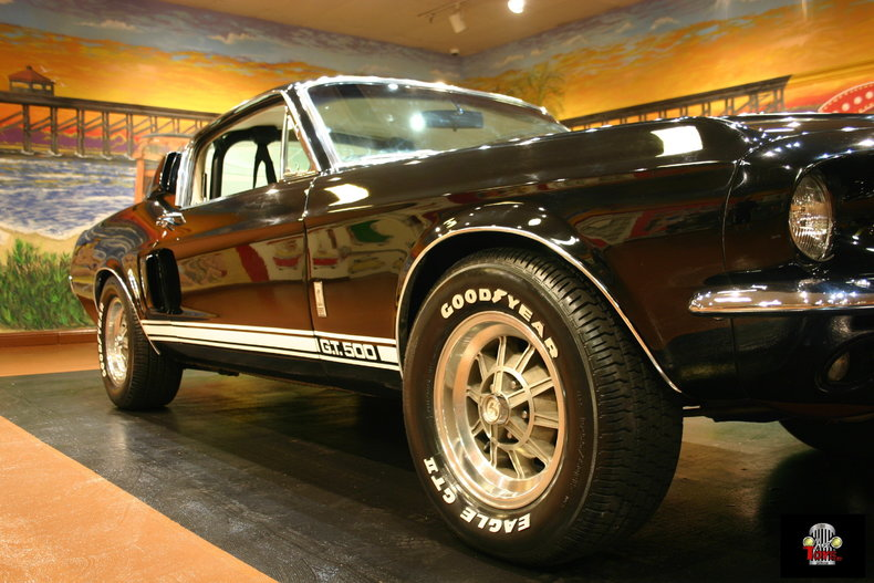 1967 1967 Ford Mustang Shelby GT500 For Sale