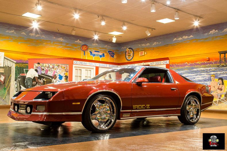 1986 Chevrolet Camaro