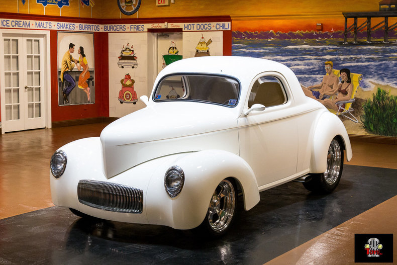 1941 Willys Coupe