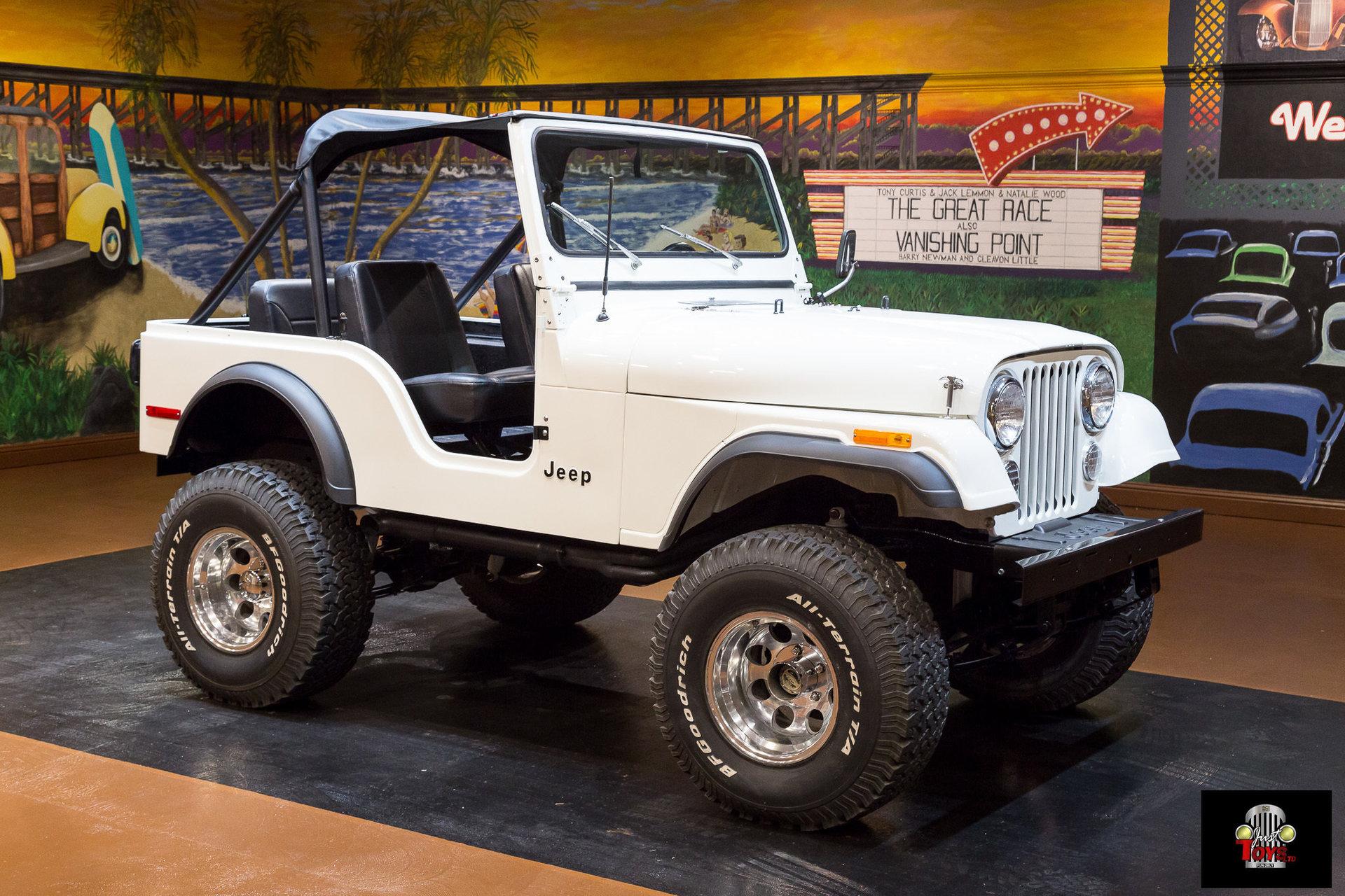 1977 Jeep Cj5 For Sale  65222