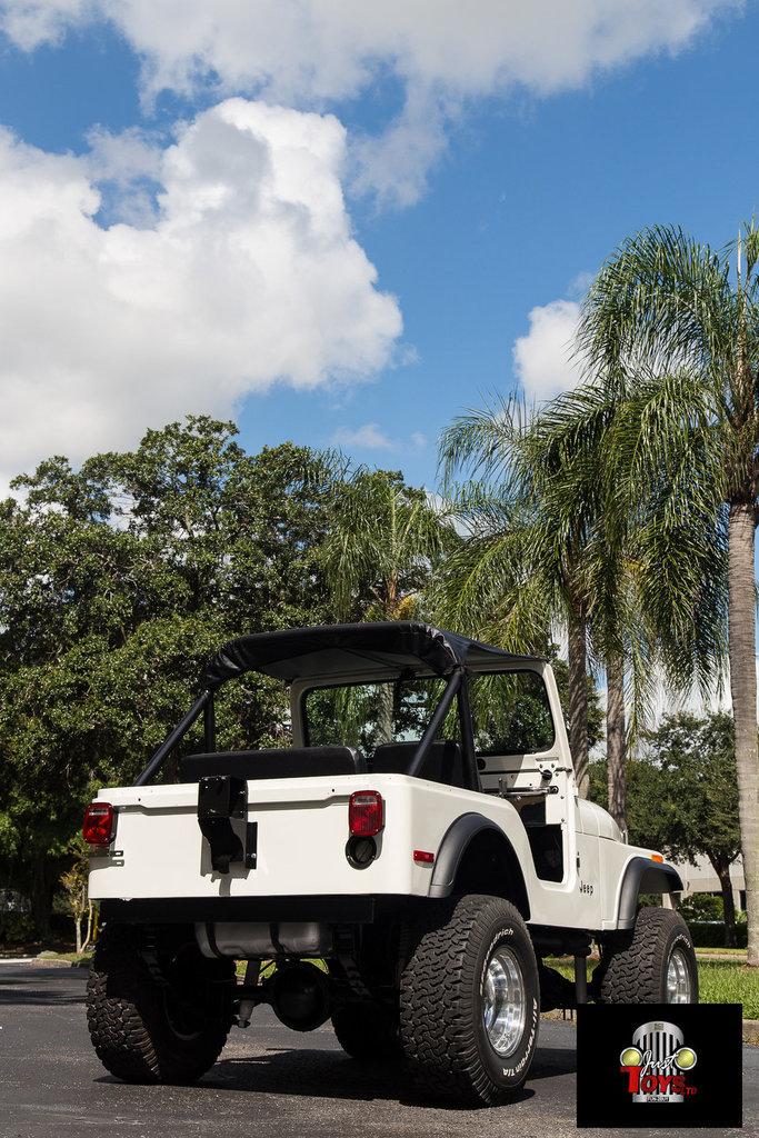 1977 Jeep CJ5