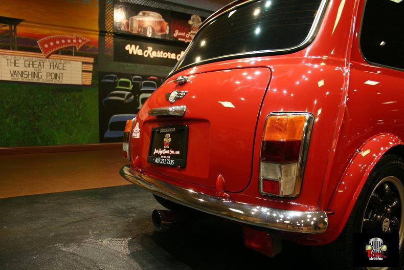 1979 Austin Mini Cooper