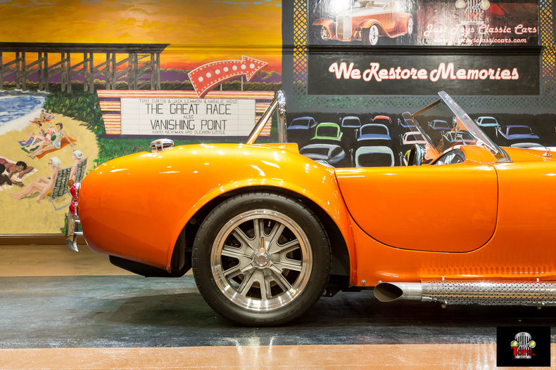1964 Factory Five Cobra