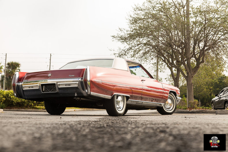 1971 Cadillac Coupe DeVille