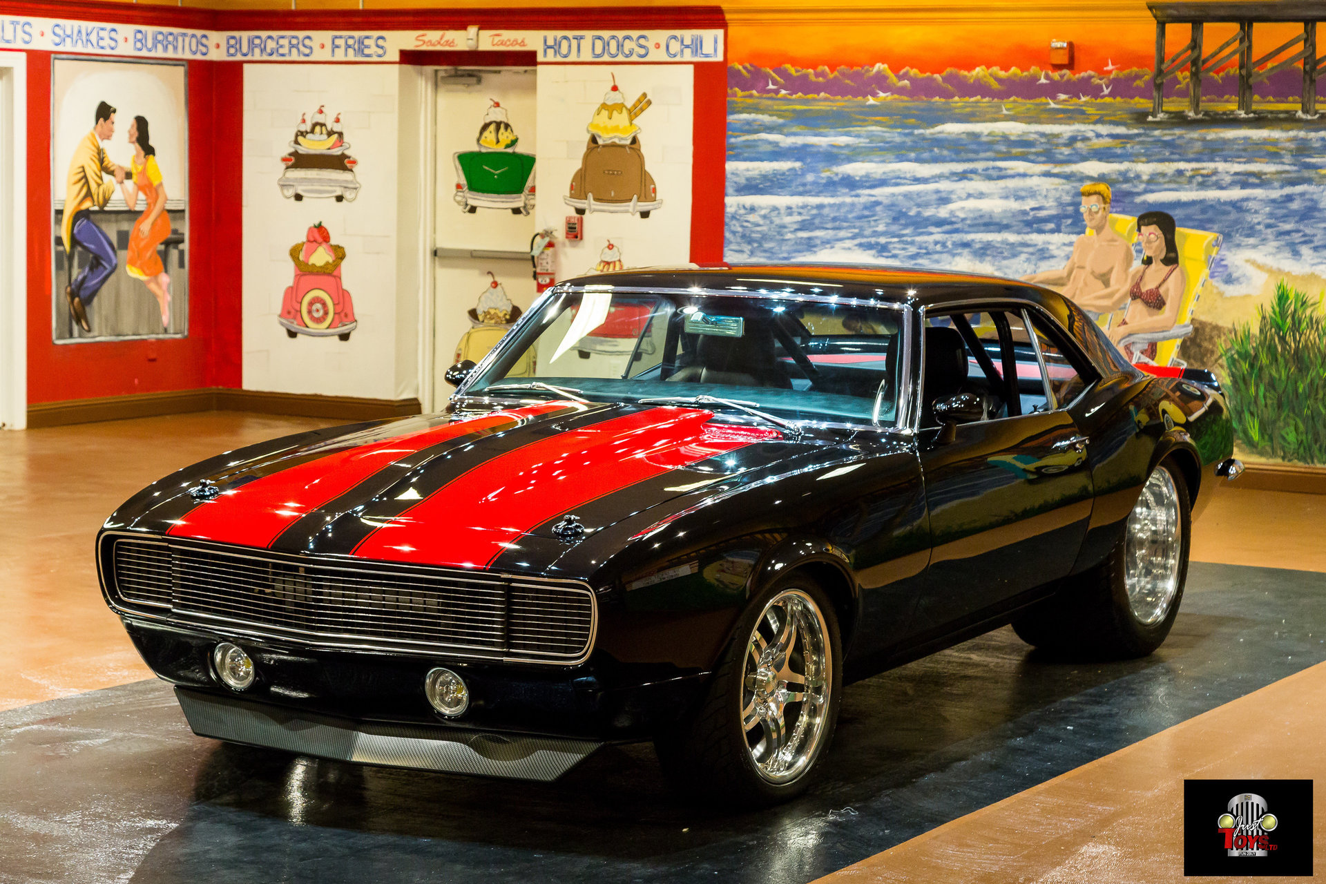 1968 Chevrolet Camaro Rs Ss For Sale 76846 Mcg