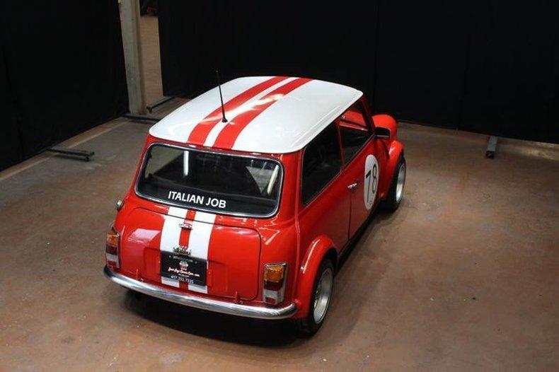 1978 Austin Mini Cooper