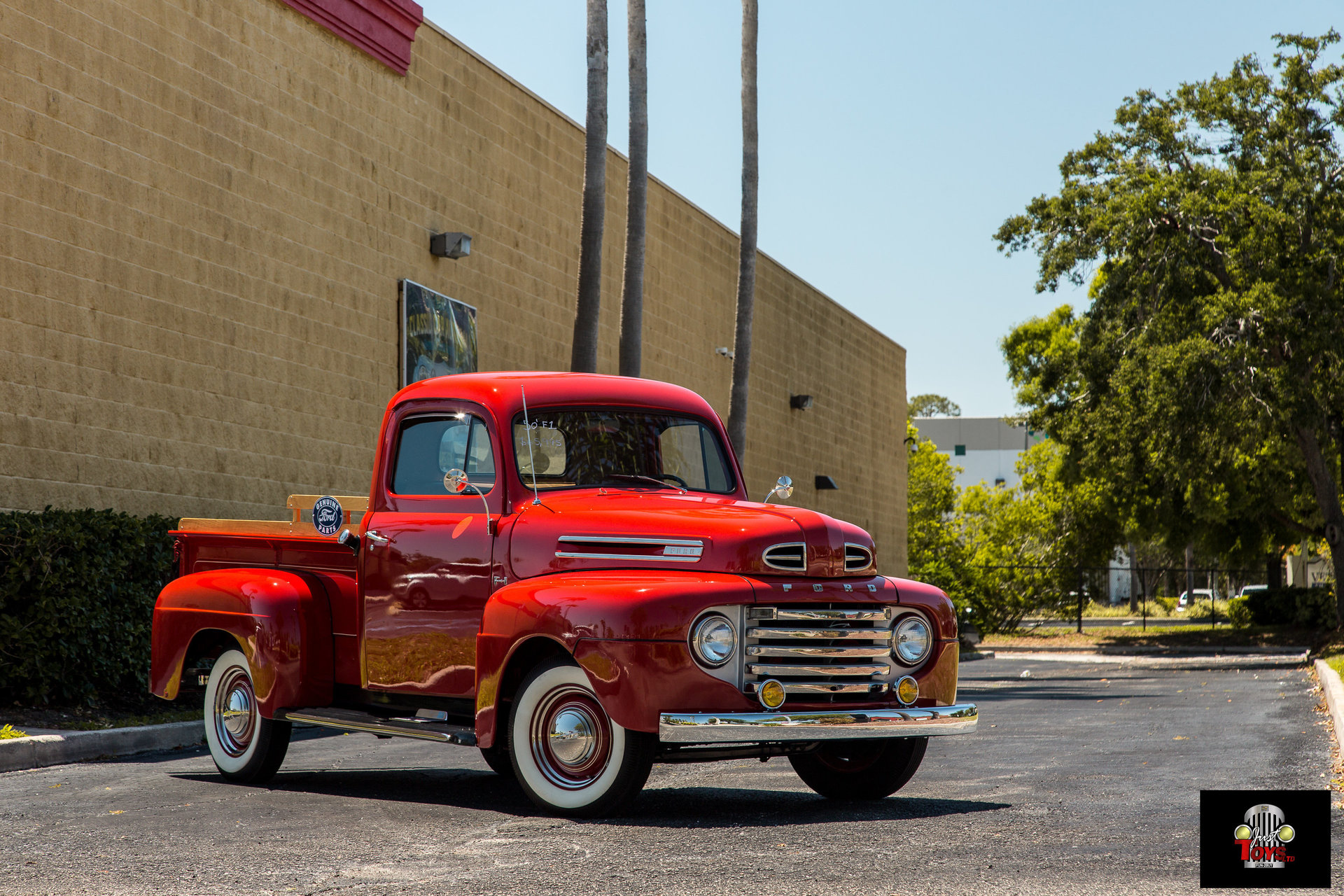 1949 Ford Truck Lowered