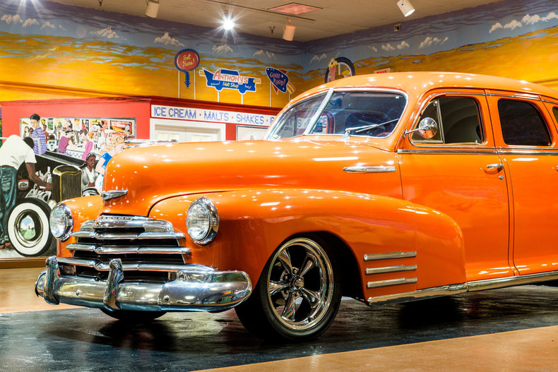 1948 Chevrolet Fleetmaster